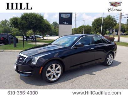Photo Used 2015 Cadillac ATS 2.0T AWD Sedan for sale