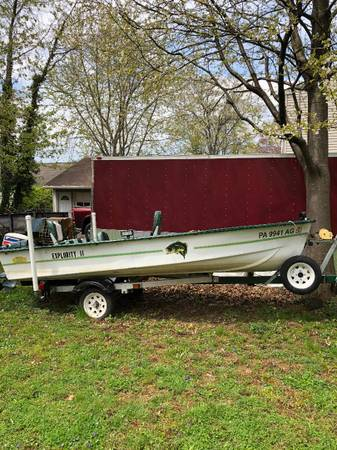 Photo Used Boat For Sale - $1,200 (Warminster)