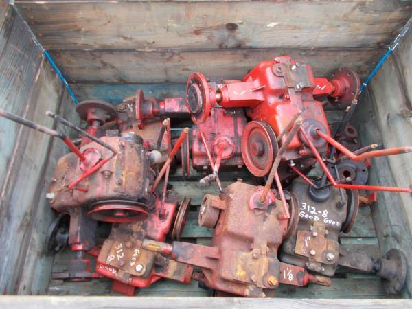 Photo Wheel Horse Tractor Transmissions - $125 (Malvern)