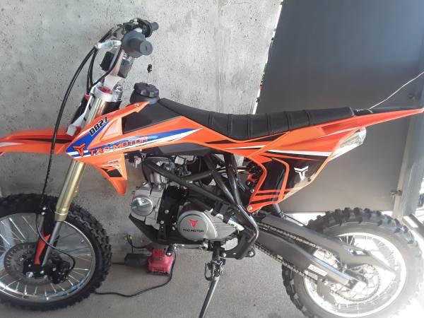 Photo 125cc TAO DIRT BIKE - $1,300 (Wyncote)