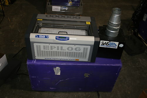 Photo Epilog Mini45 8000 Laser system 45watts