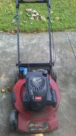 Photo toro personal pace lawn mower doesnt work for fix or parts - $20 (glenside)