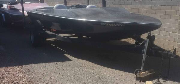 Photo 1839 Omega Jet Boat setup for BBC - $1400 (Tucson)