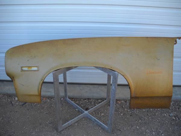 Photo 1971-1974 Pont Ventura, Buick Apollo, Olds Omega quotLeftquot Fender quotRarequot