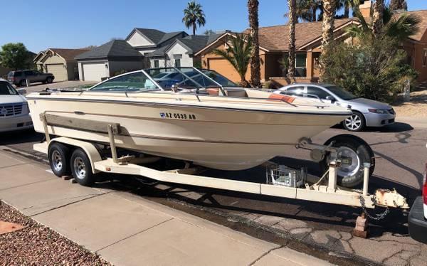 Photo 1985 SEA RAY 2139 Bow Rider - $8,500 (Phoenix)