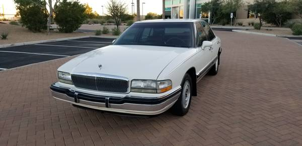 Photo 1991 Buick Park Avenue Touring Beautiful Classic American Luxury - $2500 (OBO Retiree Owned Run Drive Look Great 2 yr Emission Slip Th)