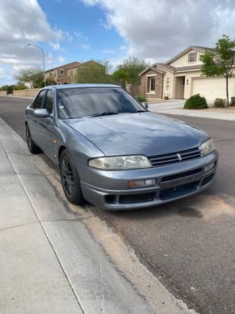 Photo 1993 Nissan Skyline R33 - $20,000 (Peoria)
