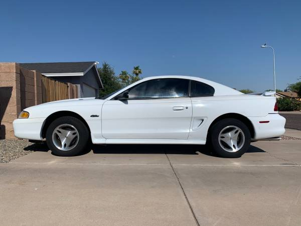 Photo 1998 Mustang GT - $4,500 (Chandler)