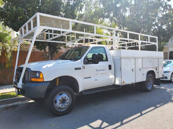 Photo 2000 Ford F450  F350 Dually 7.3L turbo diesel. Only 215k miles - $6,900 (Phoenix)