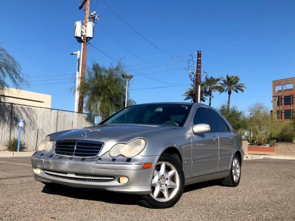 Photo 2002 Mercedes-Benz C240 - $2800 (Arcadia)