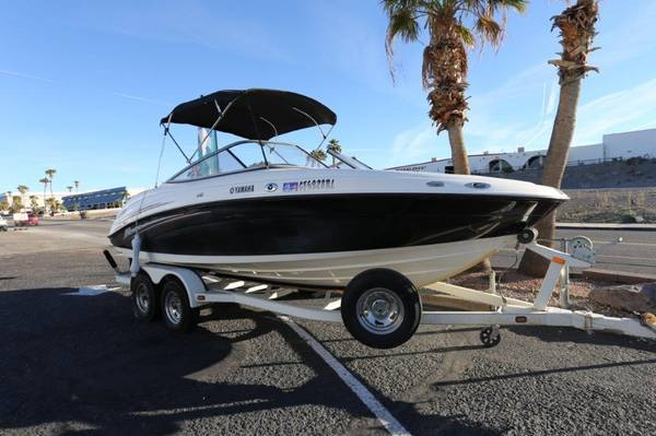 Photo 2006 Yamaha SX210 TWIN JET - $18995 (Lake Havasu City)