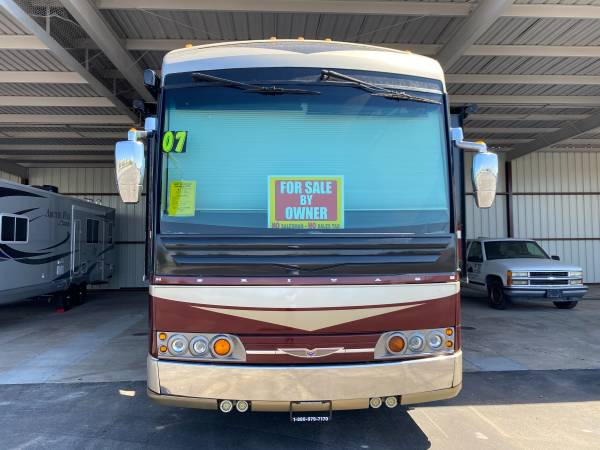 Photo 2007 Fleetwood American Heritage 45 E RV FOR SALE BY OWNER NO TAX - $175,000 (Phoenix)