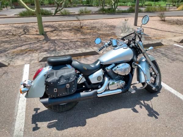 Photo 2007 Honda Shadow Aero - $2,900 (Phoenix)