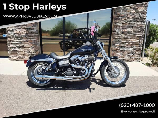 Photo 2008 Harley-Davidson Dyna Street Bob FXDB - $8,995 (apply  approvedbikes.com)