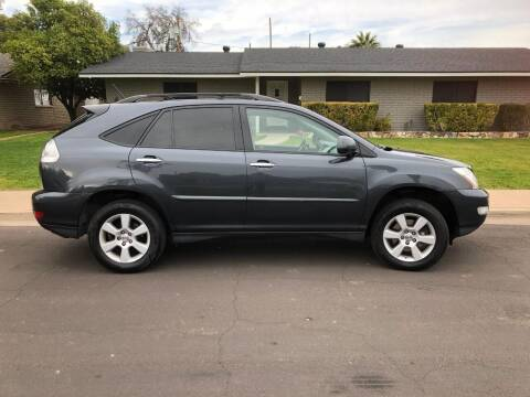 Photo 2008 Lexus RX350 AWD, clean title, really nice, all service records - $5900 (mesa)