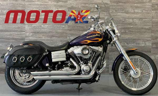 Photo 2012 Harley Davidson FXDC Dyna Super Glide Custom One Owner Low Miles - $8995 (8743 E Pecos RD 126)