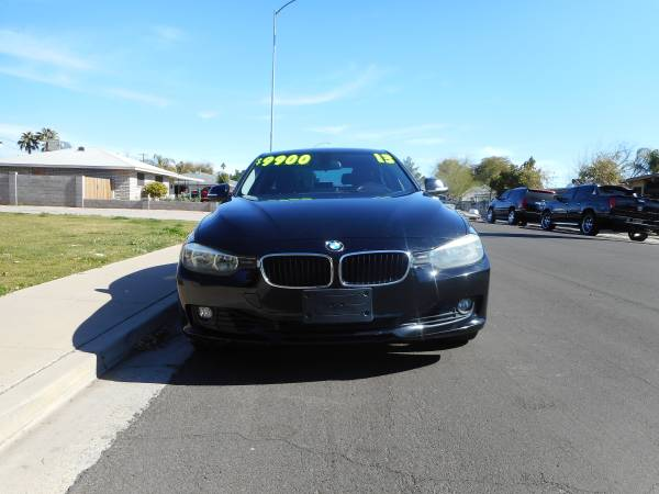 Photo 2013 BMW 328i, clean title, low miles, really nice car REDUCED - $7900 (mesa)