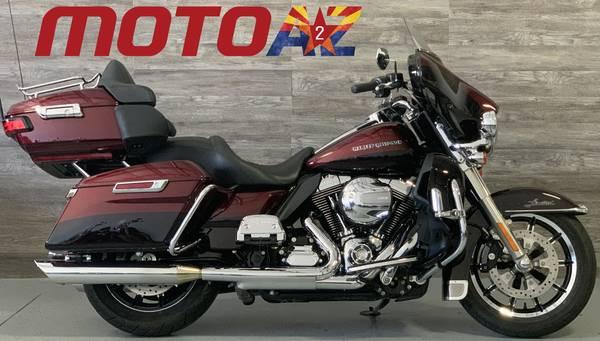 Photo 2014 Harley Davidson FLHTK Electra Glide Ultra Limited Touring - $14,995 (8743 E Pecos RD 126)