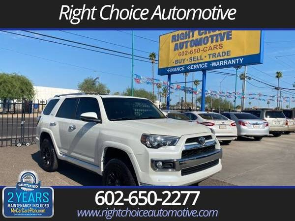 Photo 2015 Toyota 4Runner Limited TRD Pro Sport CARFAX CERTIFIED ONE OWNE - $29,995