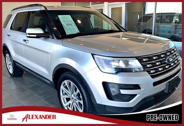 Photo 2016 Ford Explorer - Call 844-850-0271 - $18987 (2016 Ford Explorer Alexander Toyota)