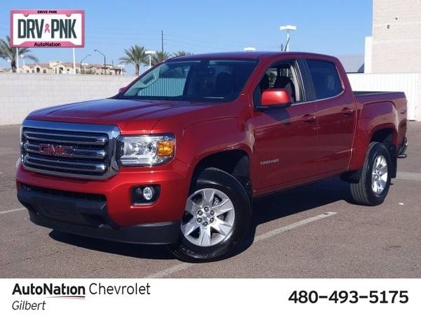 Photo 2016 GMC Canyon 2WD SLE SKUG1354963 Crew Cab - $19952 (Please call480-493-5175 to Confirm Availability Instantly)