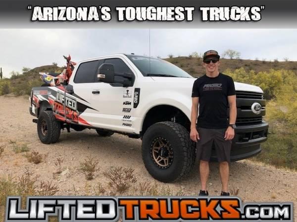 Photo 2017 Ford f-350 f350 f 350 SUPER DUTY LARIAT 4x4 Passe - Lifted Trucks (10039s of Trucks in Stock in AZ)