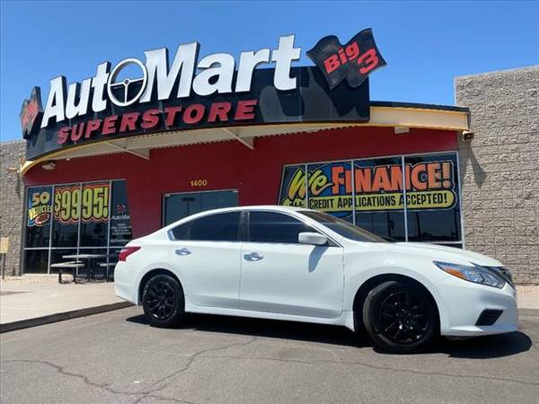 Photo 2017 Nissan Altima 2.5 - Easy Financing Available - $22,885 (Interest Rates Starting at 2.24)