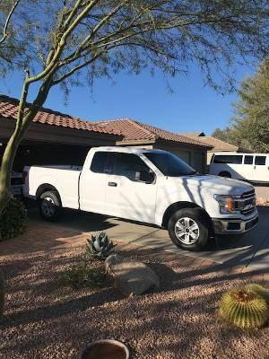 Photo 2018 F150 XLT 2-Wheel Drive - $26,500 (Gold Canyon)