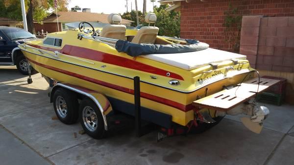 Photo 23 Ft.Custom Jet Boat - $7,500 (Phoenix)