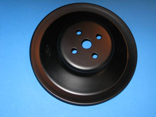 Photo 3970 Ford Boss 302 Mustang Water Pump pulley, C9OE-8509-E, restored - $75 (Prescott Valley)