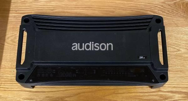 Photo Audison SR4 Car Audio Amplifier (4 Channels, 360 W RMS) - $200 (Phoenix)