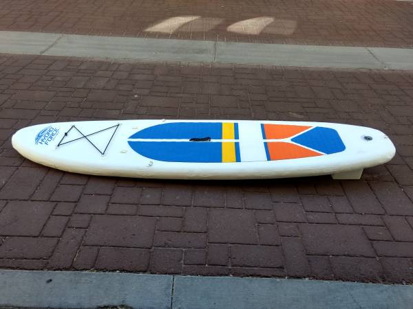 Photo Bestway Hydro-Force White Cap SUP Stand Up Paddle Board and Kayak - $275 (Gilbert)