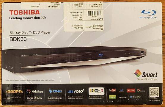 Photo Blue Ray DVD Player - $50 (Deer Valley)