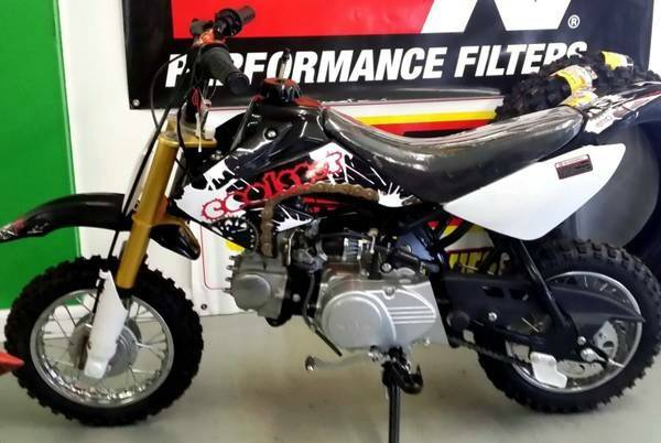 Photo Brand New Coolster 110cc Dirt Bike $650Tax $705 Out The Door - $650 (South Phoenix)