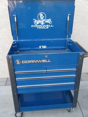 Photo CORNWELL 4-drawer service tool cart - $675 (North Phoenix)