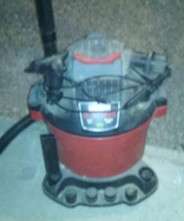 Photo Craftsman Shop VacuumBlower - Shop Vac- 20 gallon - Works great - $60 (chandler)