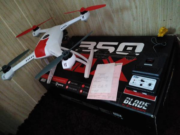 Photo Drone... Blade 350 QX only flown one time. - $250 (Phoenix)