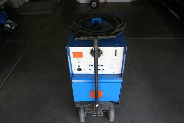 Photo Electric Welding Machine - $400 (Mesa)