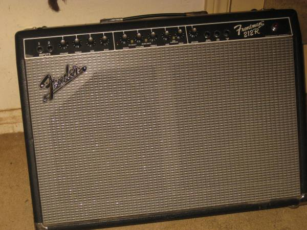 Photo Fender frontman 212 - $225 (south phoenix)