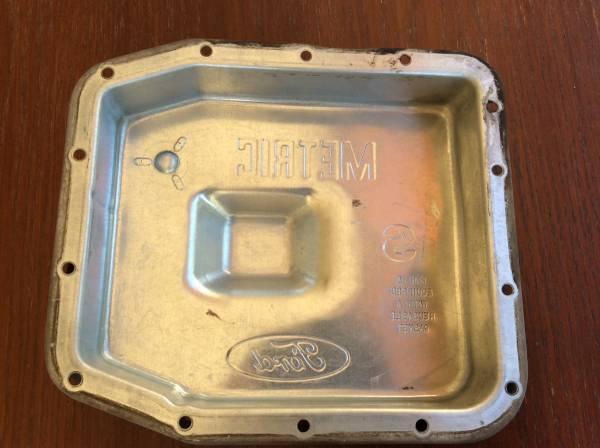 Photo Ford Transmission Pan (Gold Canyon)