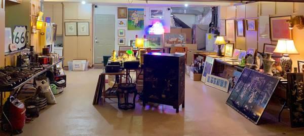 Photo Fountain Hills Garage  Art Sale Saturday 8AM - 1PM (Fountain Hills)