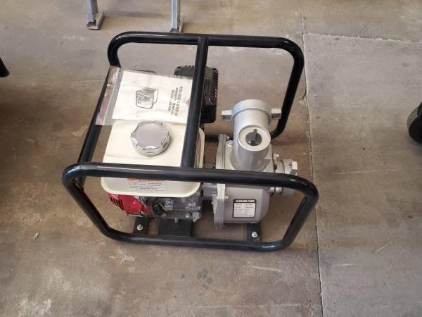 Photo HEAVY DUTY POWER SYSTEMS PETROL ENGINE WATER PUMP UNIT - $500 (CHANDLER)