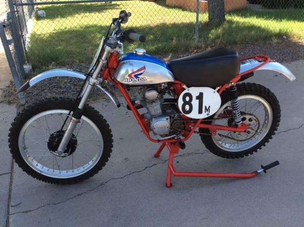 Photo Honda SL-138, 1970, super trick - $2300 (Phoenix,az)