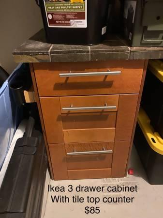 Photo IKEA lower cabinet armoire - $85 (N Scottsdale)