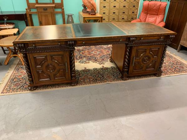 Photo Maitland-Smith Executive Partners Desk - $2,495 (Mesa)