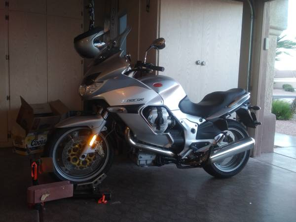 Photo Moto Guzzi Norge 1200 GT - $2575 (Sun City West)