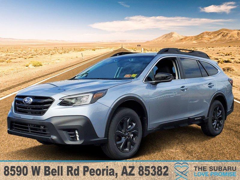 Photo New 2020 Subaru Outback Onyx Edition XT for sale