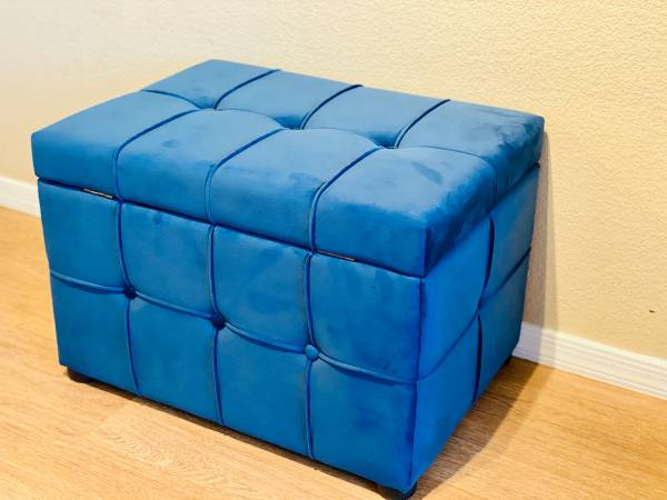 Photo Ottoman with Storage - $90 (Chandler)