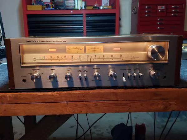 Photo Pioneer SX-650 - $275 (Maricopa)