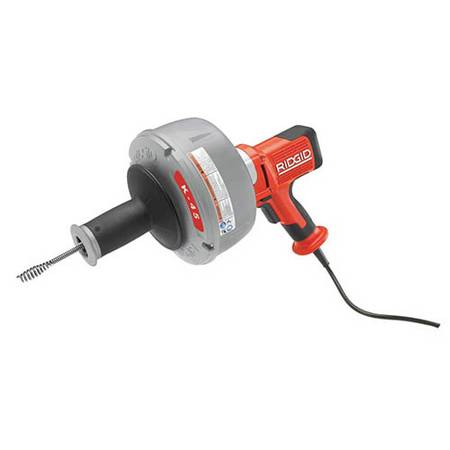 Photo RIDGID K-45 Drain Cleaning Machine with Manual Feed - NEW - $185 (Greenway Rd and 43rd Ave)
